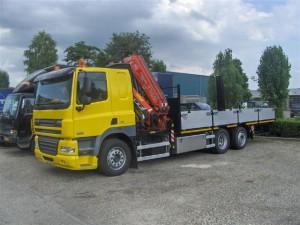 Eigen transport - vrachtwagen